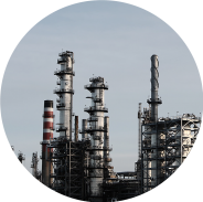 Refining and petrochemical operators