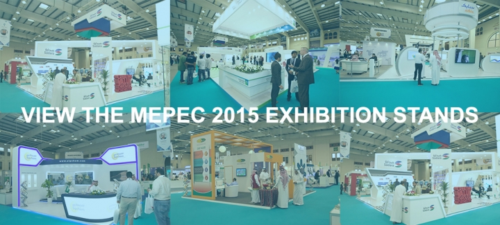 MEPEC 2015 Stand Awards