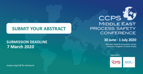 MEPSC 2020 Call for abstracts extended