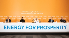 UAE WELCOMES ENERGY INDUSTRY'S THOUGHT LEADERS AT WORLD'S MOST INFLUENTIAL ENERGY EVENT- image